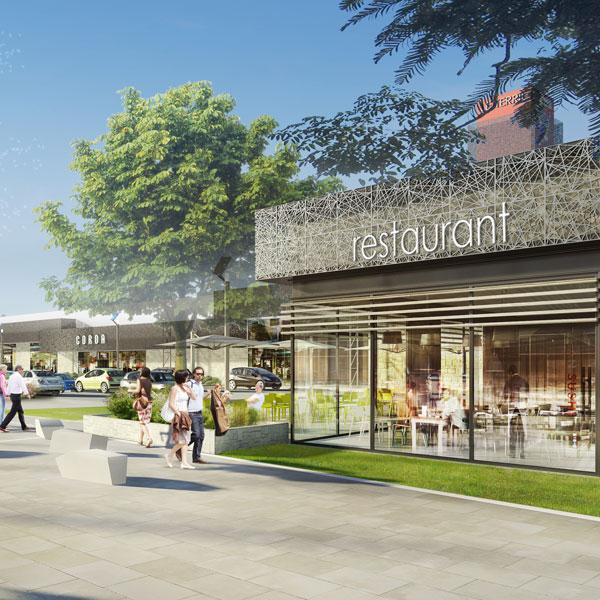 retail park karana